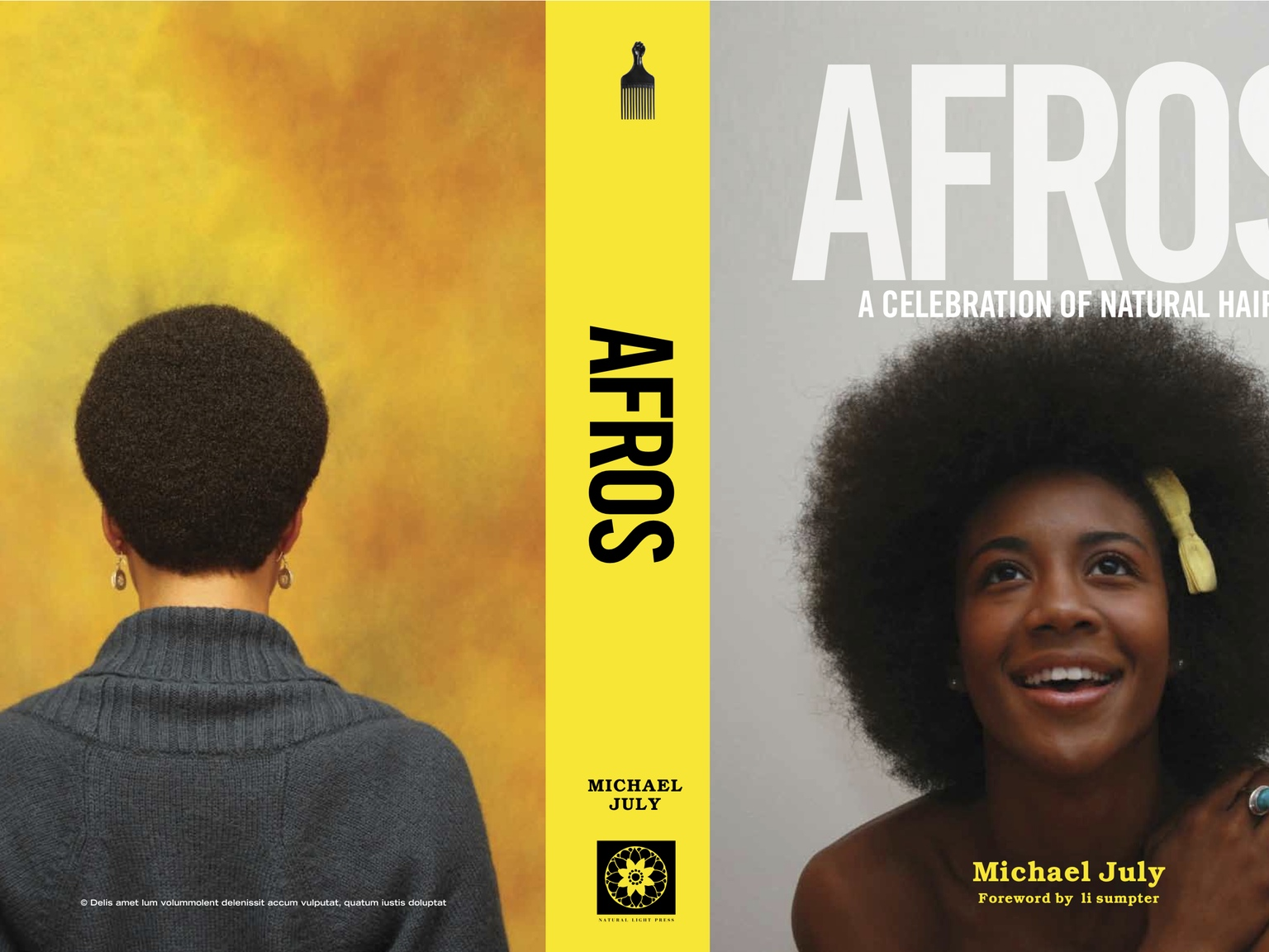 afro book