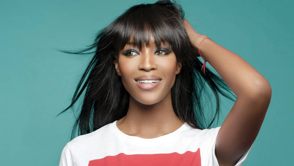 Naomi Campbell Shares Her Staple Beauty Tips