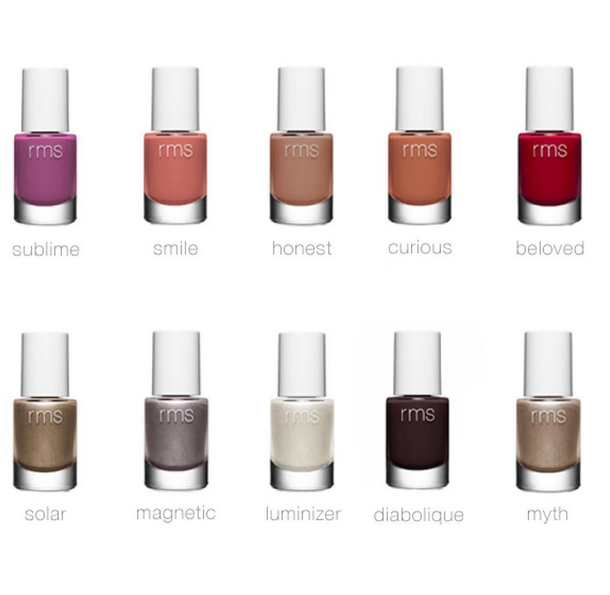 Love RMS Beauty? You Can Now Cop Nail Polish From Them, Too