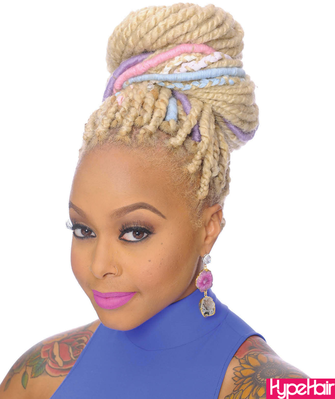 Hype Chat: Chrisette Michele Talks New Music & Growing Her ...