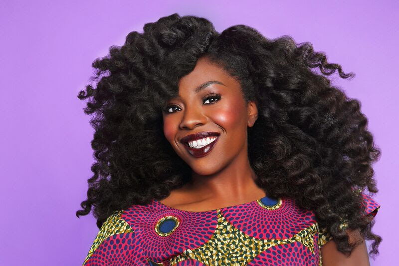 Hype Chat Ngozi Opara Talks New Heat Free Hair Blow Out