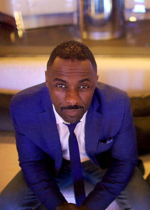 Idris Elba Haircut
