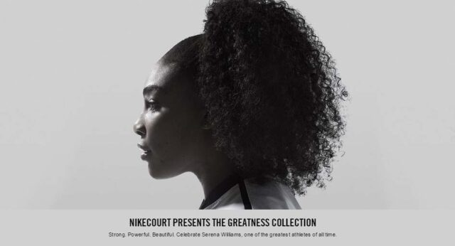 Serena Williams X Greatness Collection