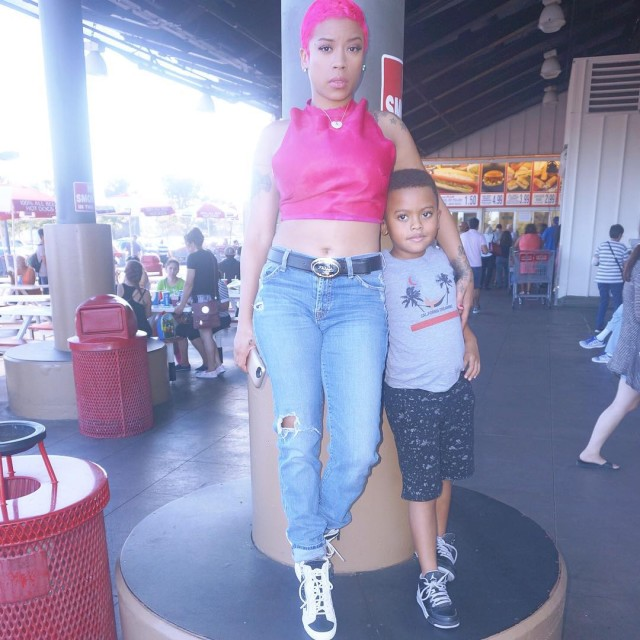 Hype Or Hmmm Keyshia Cole Debuts New Hair Color