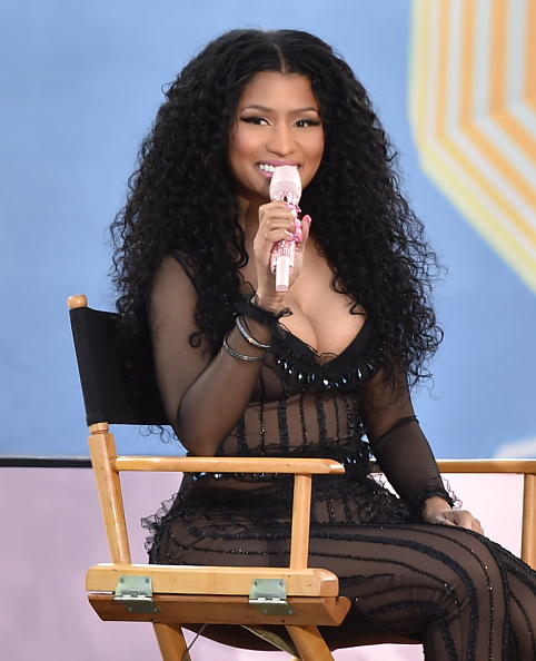 13 Times Nicki Minaj S Hair Slayed Without Being Over The Top