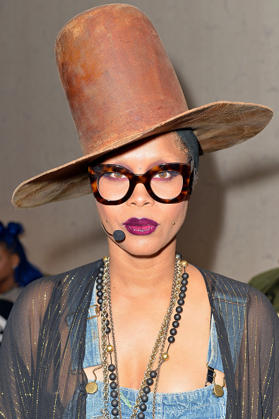 Erykah Badu S Hat Game Was Everything At The 2015 Soul