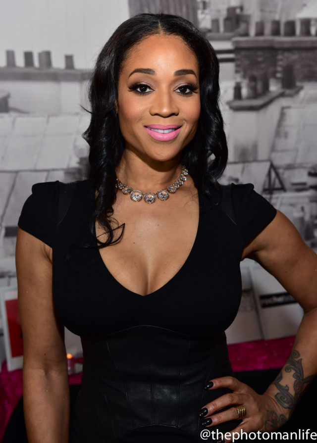 Scene Demetria Mckinney Amp Mimi Faust Attend Power Pynk Dinner