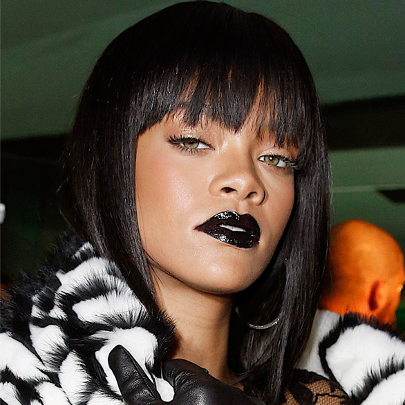 11 Celebrities Who Have Mastered The Black Lip
