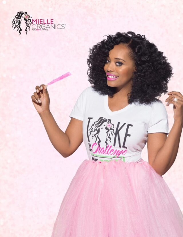 Yandy Smith X Mielle Organics