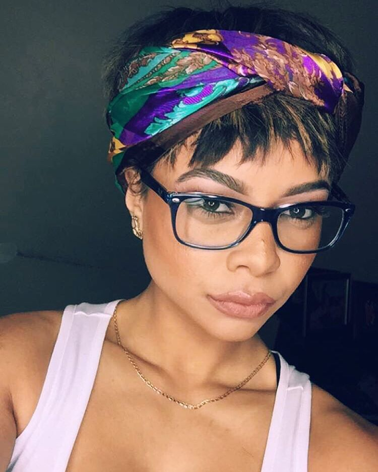 Hype Or Hmm Crystal Westbrooks Debuts Pixie Do