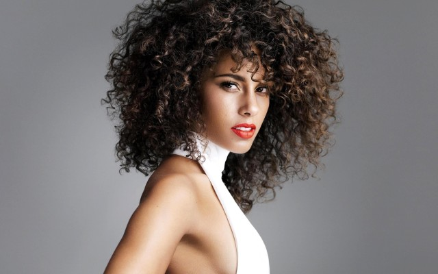 Alicia keys hairstyles risk