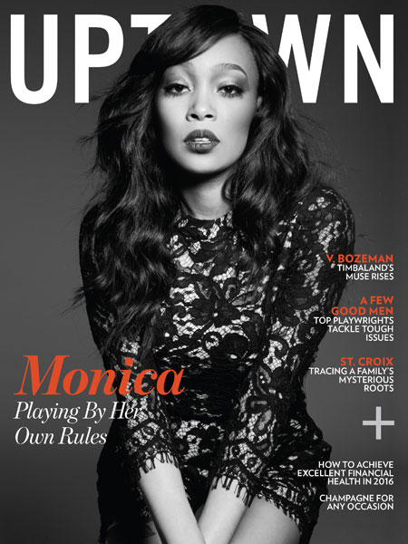 Monica Brown for UPTOWN