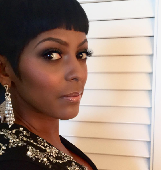 Tamron Hall X 2016 Golden Globes