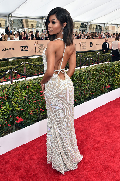 Zuri Hall X 22nd Annual Screen Actors Guild Awards