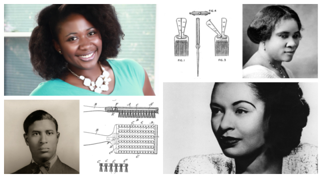 Hairitage: Black Hair Patent Holders