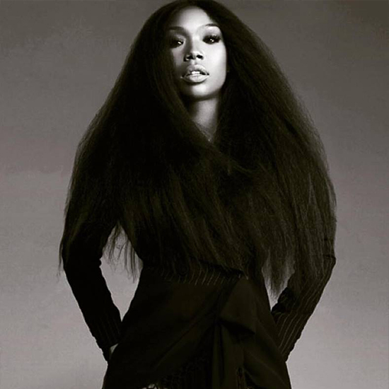 20 Of Brandy's Best Protective Hairstyle Moments