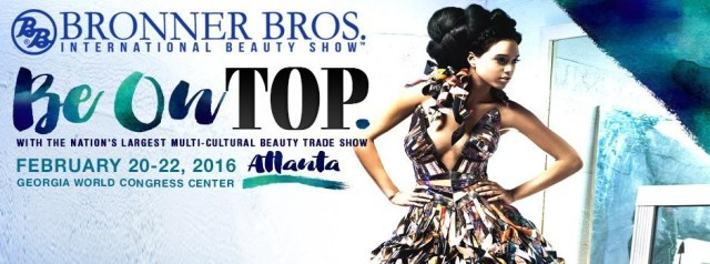 2016 Midwinter Bronner Brothers International Beauty Show