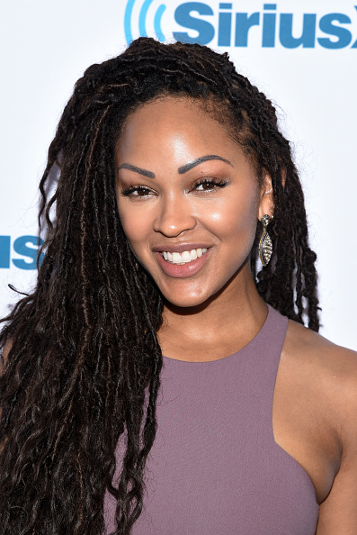 Meagan Good Shares No Fuss Approach To Hair