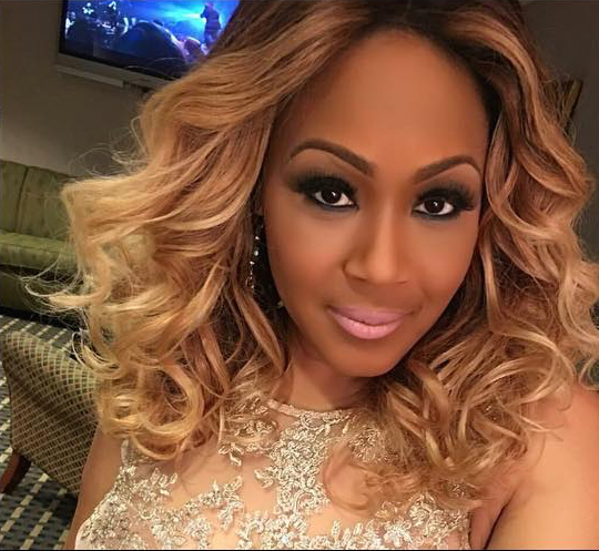 5 Times Erica Campbell Slayed In Her New Hair Line