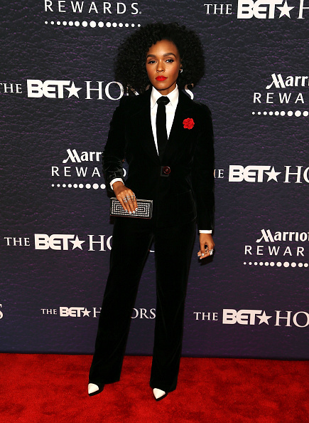 Janelle Monáe x BET Honors Awards 2016