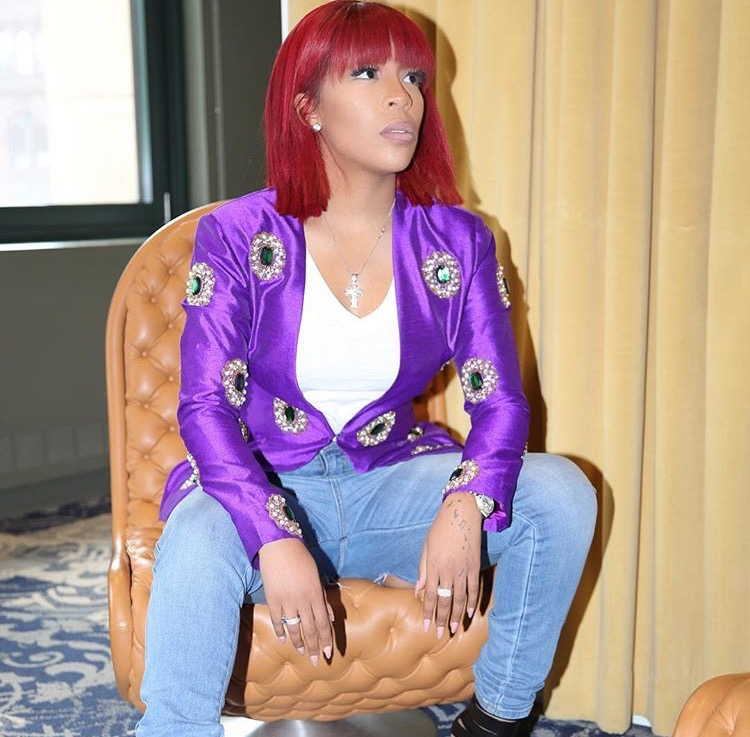 hype or hmm k michelles bangin red bob
