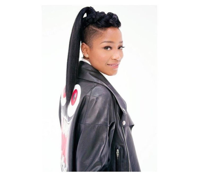 Mane Attraction 5 Times Keke Palmer Served Shaved Hair Realness