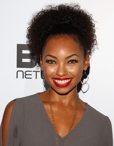 Hype Chat: Logan Browning Talks Weaves