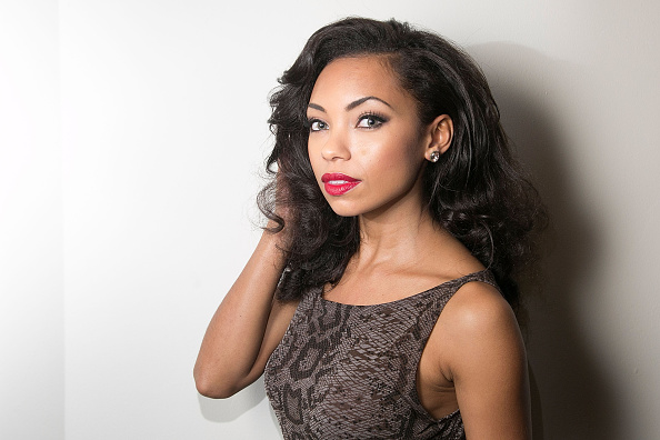 Hype Chat Logan Browning Talks Weaves Amp Rocking The Hair You Have