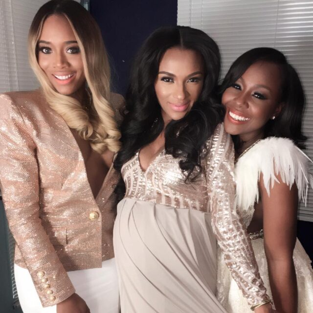 Hot Hair Moments From The Love Hip Hop Ny Reunion