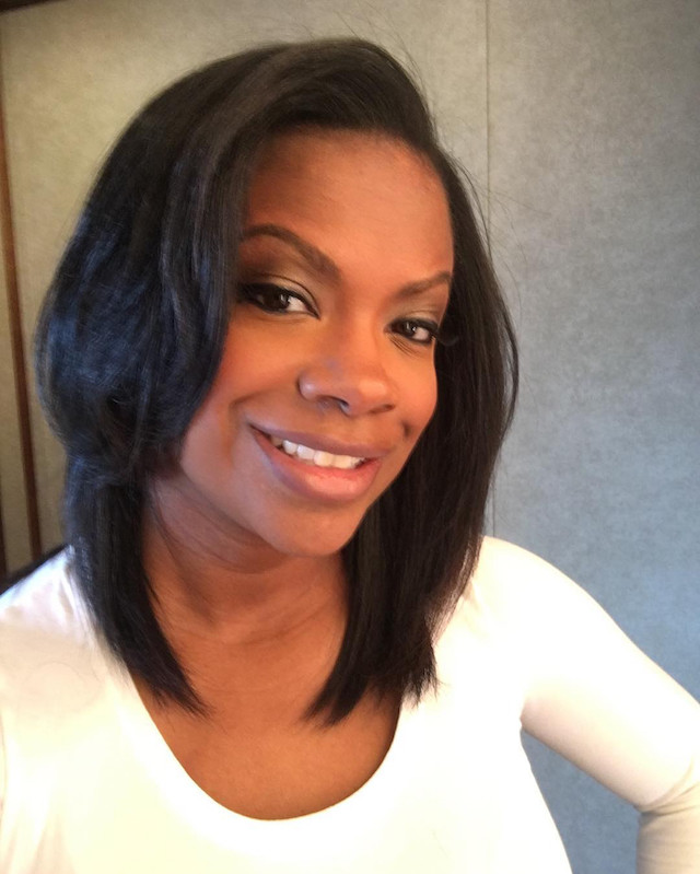 Kandi Burrus Is Taking A Weave Break