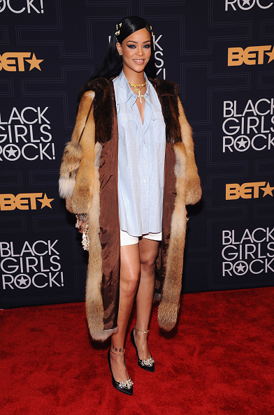 Rihanna x 2016 Black Girls Rock! Awards