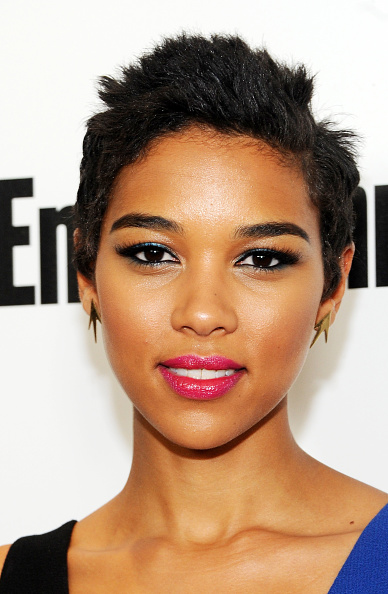 Alexandra Shipp On Shaving Her Head Every Woman Should Do