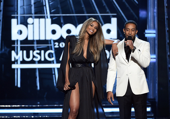 Ciara x Ludacris x 2016 Billboard Music Awards