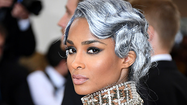 The Inspiration Behind Ciara's Stunning Silver Finger Waves