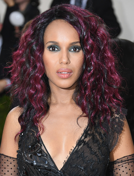 Kerry Washingtons Best Hair Moments Of 2016