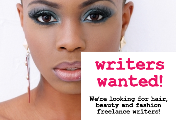 Hype Hair writers wanted