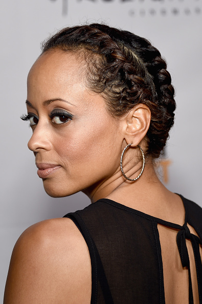 Keep Cool With Essence Atkins' Crown Flat Twists