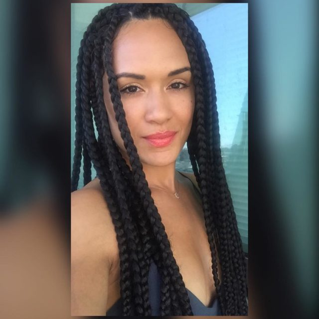 Grace Gealey Is Living For Summer In Box Braids - Doll hairstyles for grace