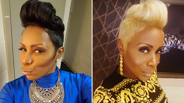 Hype or Hmm... Comedy Queen Sommore Goes Blonde!