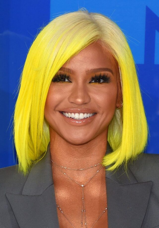 Hype Or Hmm Cassie S Neon Yellow Bob