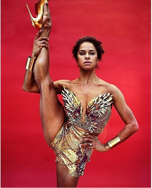 13 Stunning Images Of Misty Copeland In Motion