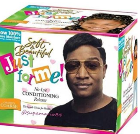 Rapper Yung Joc's New Hairstyle Inspires Hilarious Memes