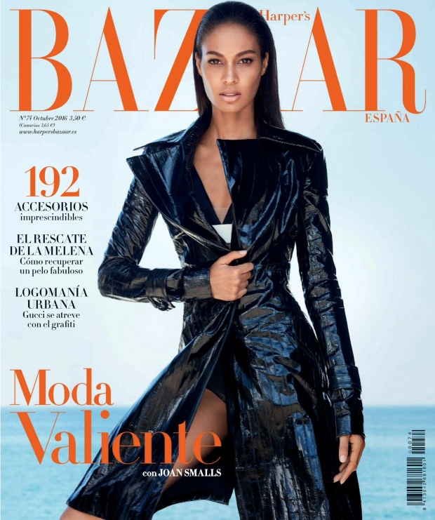 Joan Smalls x Harper's Bazaar Spain