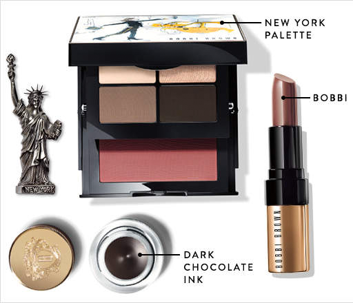 Bobbi Brown City Collection New York