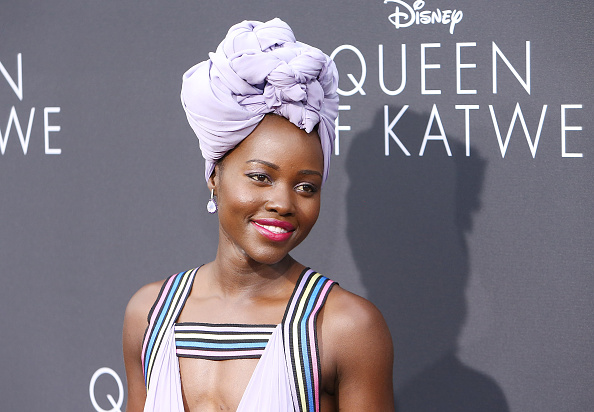 Lupita Nyong'o X Queen of Katwe