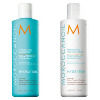 Moroccan Oil Hydrating Shampoo and Conditioner