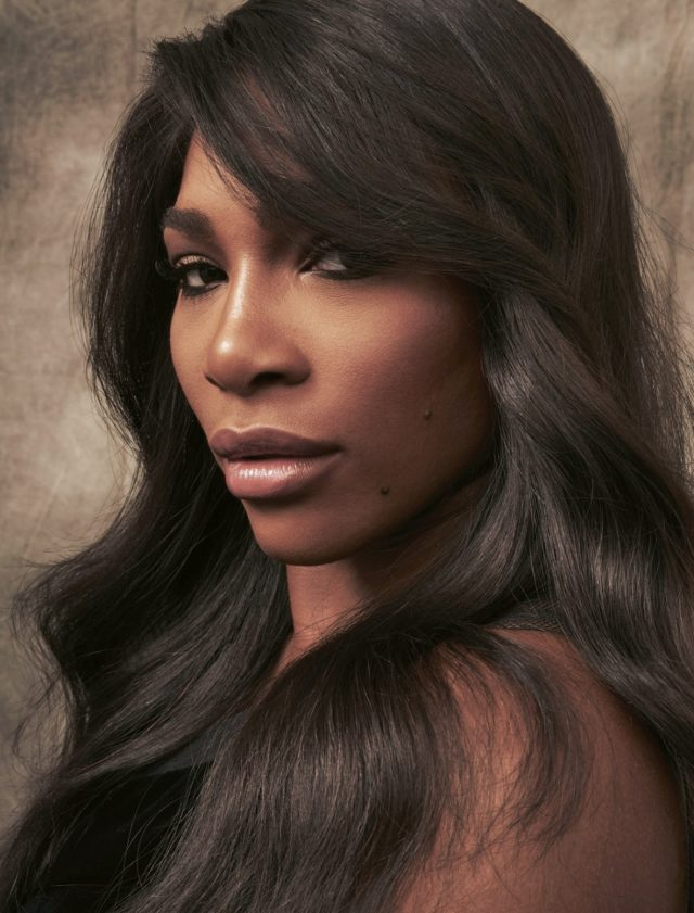 Serena Williams X Grazia Italia