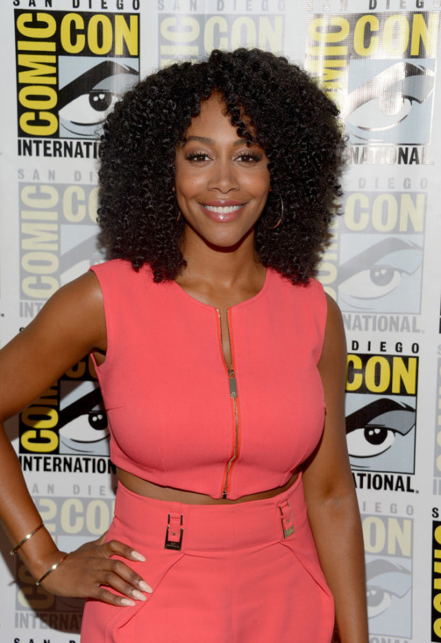11 Times Simone Missick Slayed The Natural Hair Game