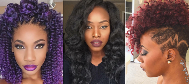 21 head turning crochet hairstyles to rock this fall urmus Choice Image
