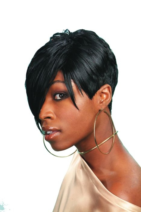 Hype Hair Style Gallery - Short Cuts